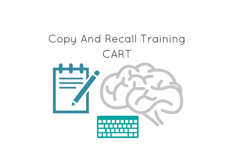 One Click: CART (Copy And Recall Training)