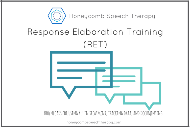 One Click: Response Elaboration Training (RET)