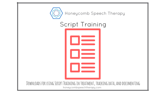One Click: Script Training