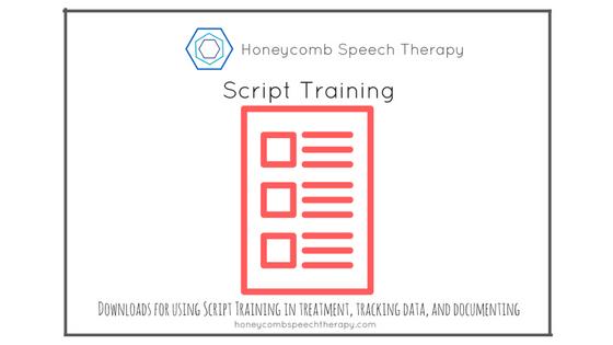 One Click: Script Training