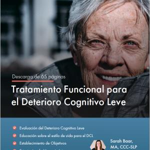 Functional Treatment for Mild Cognitive Impairment