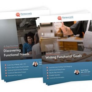 Functional Assessment + Goals Bundle